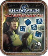 Shadowrun Dice Set w/Tin (Limited Edition)
