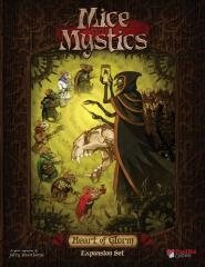 Mice and Mystics - Heart of Glorm Expansion Set