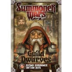 Second Summoner Faction Deck - Guild Dwarves