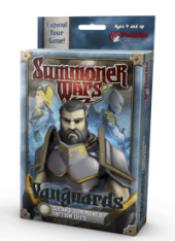 Vanguards - Second Summoner Deck