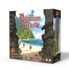 Robinson Crusoe - Adventures of the Cursed Island (2nd Edition)
