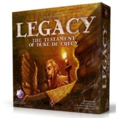 Legacy - Testament of Duke de Crecy (2nd Edition)