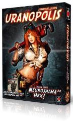 Neuroshima Hex! 3.0 - Uranopolis Expansion