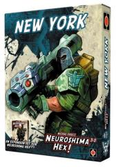 Neuroshima Hex! 3.0 - New York Expansion