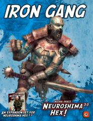 Neuroshima 3.0 Hex - Iron Gang