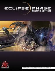 Eclipse Phase - Core Rulebook (2nd Edition)