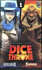 Dice Throne - Season Two Gunslinger vs Samurai