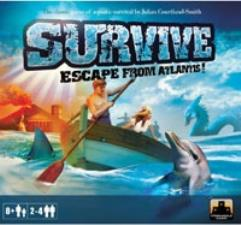 Survive 2-Pack, Base Game + 5-6 Player Expansion!