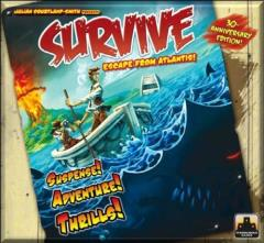 Survive - Escape from Atlantis (30th Anniversary Edition)