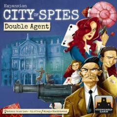 City of Spies - Double Agent Expansion