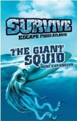 Survive - The Giant Squid Expansion (1st Edition)
