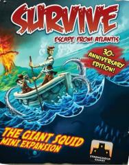 Survive - The Giant Squid Mini Expansion (30th Anniversary Edition)