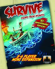 Survive - Escape from Atlantis, 5-6 Player Mini Expansion (30th Anniversary Edition)