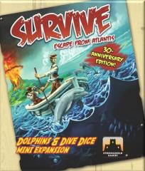 Survive - Dolphins & Dive Dice Mini Expansion (30th Anniversary Edition)
