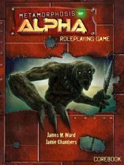 Metamorphosis Alpha Corebook