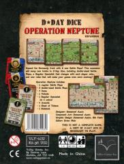 D-Day Dice - Operation Neptune Expansion