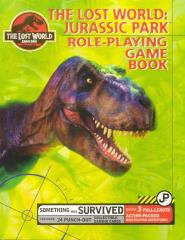 Lost World, The - Jurassic Park Role-Playing Game Book
