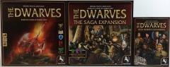 Dwarves Collection, The - Core Game, 2 Expansions + Graphic Novel!