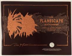 Planescape Sketchbook - Author's Copy w/Original Art! #4