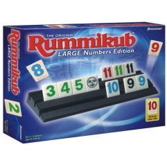 Rummikub (Large Numbers Edition)