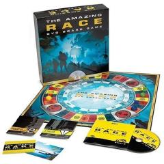 Amazing Race, The - DVD Board Game