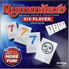Rummikub - Six-Player Edition
