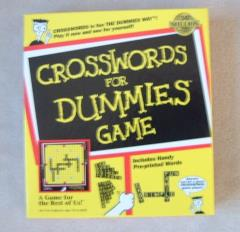 Crosswords for Dummies Game