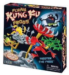 Flying Kung Fu Frogs