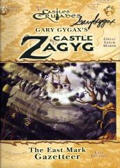 East Mark Gazetteer, The (Folio Edition) (2007 Gen Con Limited Edition)