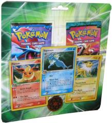 Promo Packs - Flareon, Vaporeon, and Jolteon
