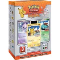 Pokemon TCG - Rumble Game