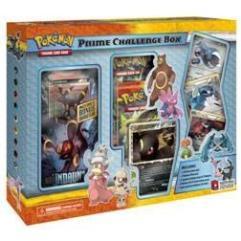 HeartGold & SoulSilver Undaunted - Prime Challenge Box