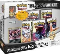 Black & White Victini Box