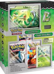 Black & White Starter Box - Super Snivy