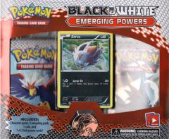 Black & White - Emerging Powers 3-Booster Pack w/Sampling Pack