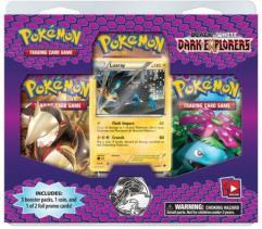 Black & White - Dark Explorers 3-Booster Pack