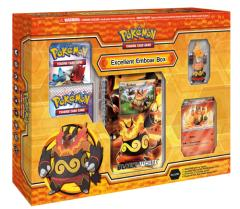 Black & White - Excellent Emboar Box