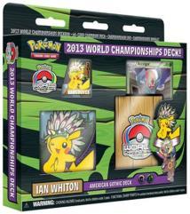 2013 World Championships Deck - Ian Whiton, American Gothic