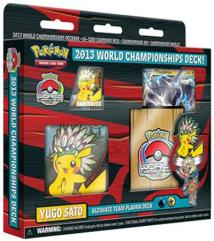 2013 World Championships Deck - Yugo Sato, Ultiamte Team Plasma