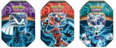2013 Fall EX Tin - Complete Set, All 3 Tins!