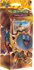 XY - Flashfire Theme Deck, Brilliant Thunder
