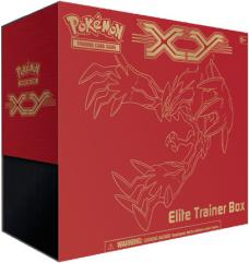 XY - Yveltal Elite Trainer Box