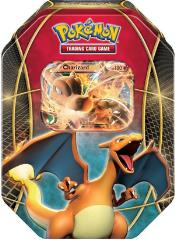 2014 EX Power Trio Tin - Charizard EX