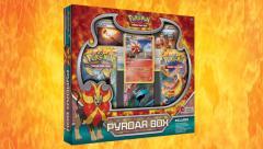 Pyroar Box