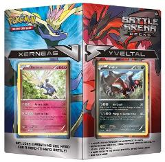 Battle Arena Decks - Xerneas vs. Yveltal