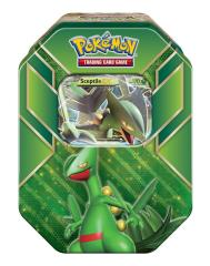 2015 Hoenn Power Tin - Sceptile