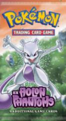 EX Holon Phantoms Booster Pack