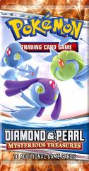 Diamond & Pearl - Mysterious Treasures Booster Pack