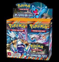 Black & White - Plasma Blast Booster Box