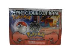 EX Epic Collection Starter Deck – Typhlosion-EX